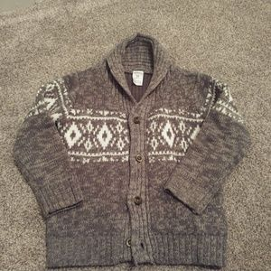 Boys 3T Button Down Sweater